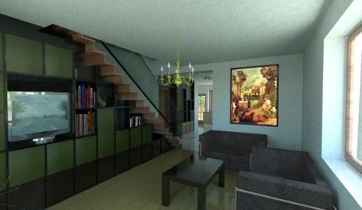 Családi ház átalakítás, átépítés