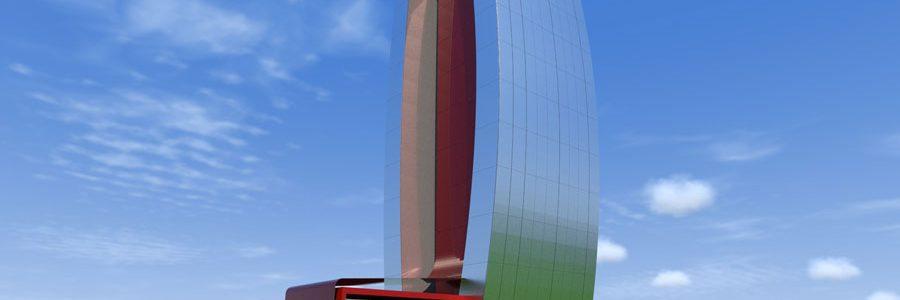 Reptéri irányító torony – Kisapostag